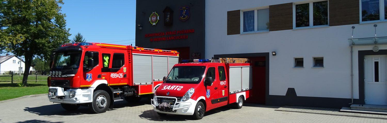 Ochotnicza Straż Pożarna w Medyni Łańcuckiej